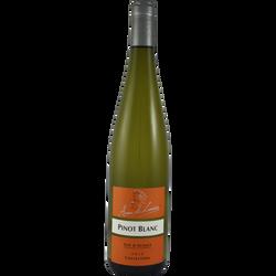 Vin blanc AOC Pinot collection Anne de Laweiss, 75cl
