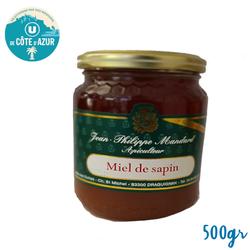 MIEL DE SAPIN 500GR