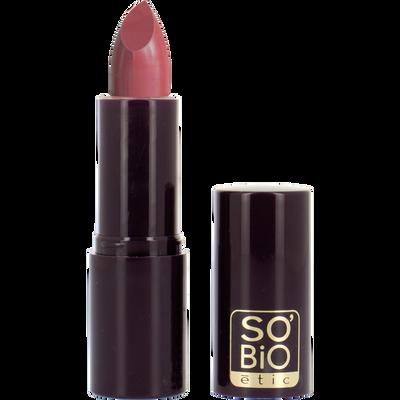 Rouge à lèvres, soin et couleur - 05 rose framboise - Sans étui