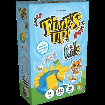 Asmodée Times Up Kids-dés 4 Ans