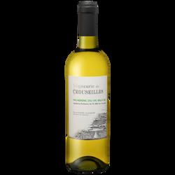 Pacherenc du Vic-Bilh AOP blanc sec Seigneurie de Crouseilles, 75cl