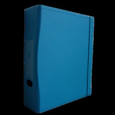 Classeur à levier, en polypropylène, dos 75mm, 21x29,7cm, couleurs assorties