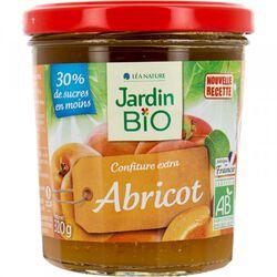 CONFITURE ABRICOT JARDIN BIO