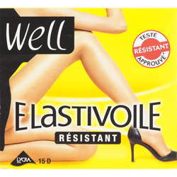 COLLANT RESISTANT ELASTIVOILE WELL