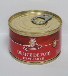 Délice de foie de volaille Lou Mercadier 130g