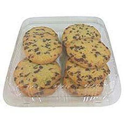 Cookies aux pépites de chocolat au lait, 10 unités,