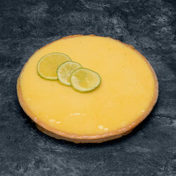 Tarte citron meringuée prestige, 6 parts, 1,020kg