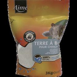 Terre chinchilla, AIME, 3kg