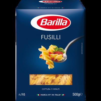 Fusilli BARILLA, étui de 500g
