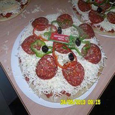 PIZZA CATALANE MAISON