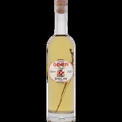 Liqueur de Génépi 1821 40° DOLIN, bouteille 50cl