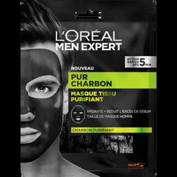Masque pur charbon MEN EXPERT, 30g