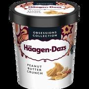 Häagen-Dazs Crème Glacée Peanut Butter Crunch Häagen Dazs, Pot De 400g