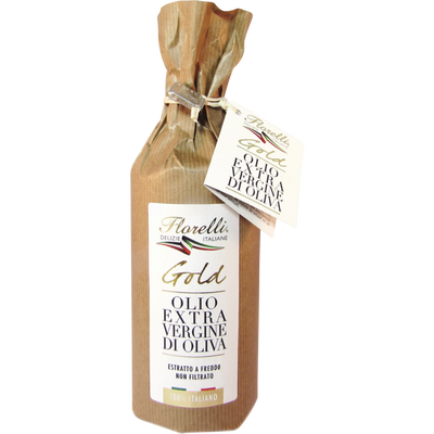 Huile d'Olive vierge Extra Gold FLORELLI, 500ml