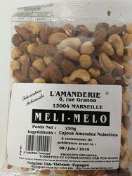 MELI MELO   250GR, L'Amanderie