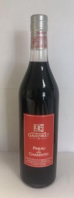 Pineau des Charentes rouge Gardrat