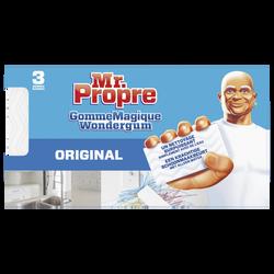 Nettoyant gomme magique original MR PROPRE x3