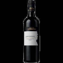 Languedoc AOP rouge Cordier, 75cl