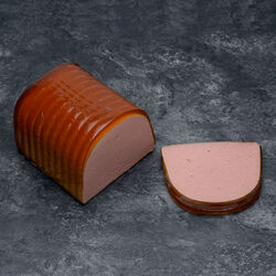 Crème de foie demi-lune qualité supérieure sans barde