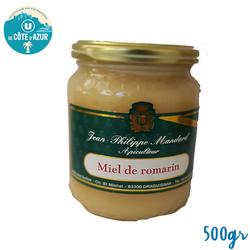 MIEL DE ROMARIN 500 GR