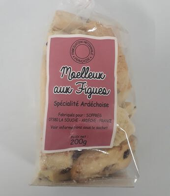 *Moelleux mcx figues, Sopreg 200GR