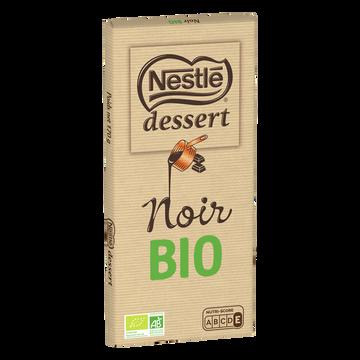 Nestlé Chocolat Noir Bio Nestlé Dessert, Tablette De 170g