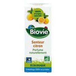Huiles essentielles bio senteur citron, BIOVIE, flacon de 10ml.