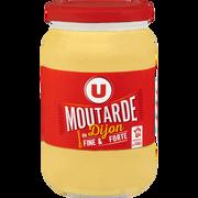 Atlas Moutarde De Dijon U, Bocal Atlas De 37cl, 370g