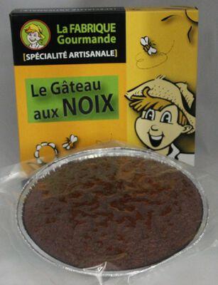 Le Gâteau aux Noix LA FABRIQUE GOURMANDE boîte de 220g