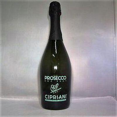 Prosecco CIPRIANI, 75cl