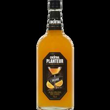Cocktail sans alcool planteur U, bouteille de 75cl