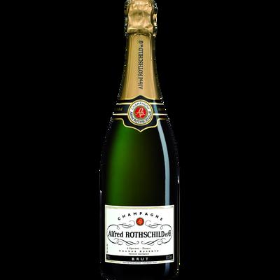 Champagne Brut ALFRED ROTHSCHILD & CIE, 75cl