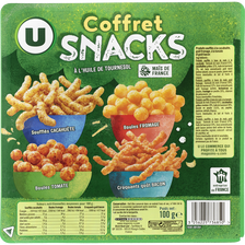 Coffret snack U, 100g
