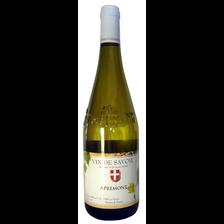 Apremont Vin/savoie  Pampre Aop Blc Le Cellier Savoyard 2018 75cl