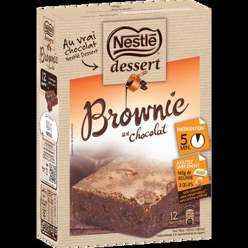 Nestlé Préparation Pour Brownie Aux Pépites De Chocolat Nestle, Paquet De 405g