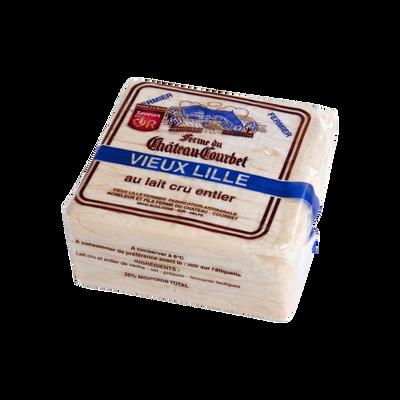 Vieux Lille fermier au lait cru 26%mg