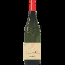 Vin blanc AOP Abymes Terroirs Jean Perrier, 75cl