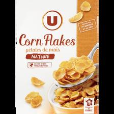 Corn Flakes U, paquet de 375g