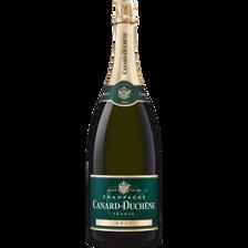 Champagne brut CANARD DUCHENE magnum 1,5 litre