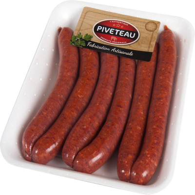 VERITABLE MERGUEZ X 6
