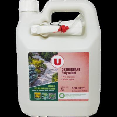 Désherbant, biocontrolé U PAE, 3 litres