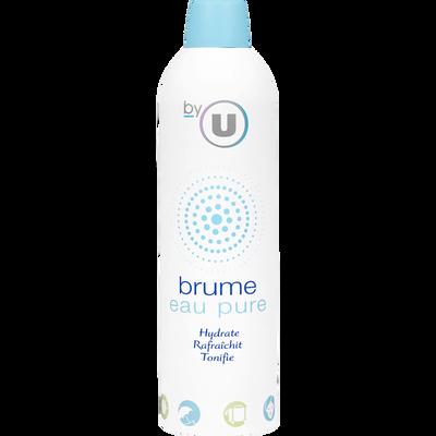 Brume d'eau pure BY U, atomiseur de 400ml