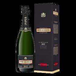 Champagne brut Millesimé PIPER HEIDSIECK 2012, 75cl