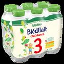 Blédina Bledilait Croissance De 12 Mois À 3 Ans Bledina, 6x1litre