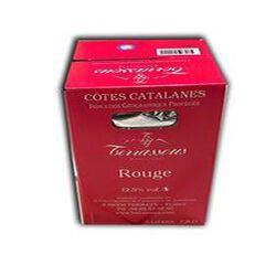 COTES CATALANES  ROUGE 5 L TERRASSOUS