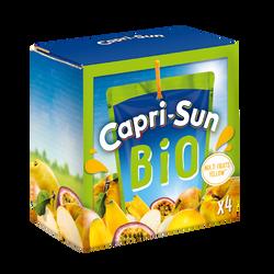 CAPRI SUN multifruits yellow poche bio 4x20cl