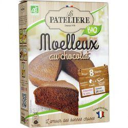 Préparation gâteau pour Moelleux au chocolat bio LA PATELIERE