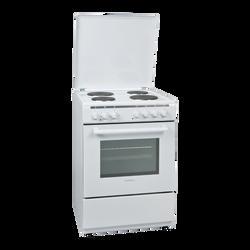 Cuisinière électrique à induction TECHNICAL CET660/2 blanc