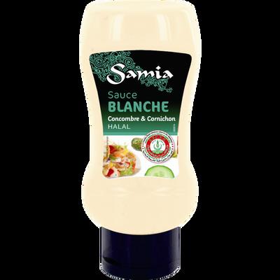 Sauce blanche halal SAMIA, 350ml