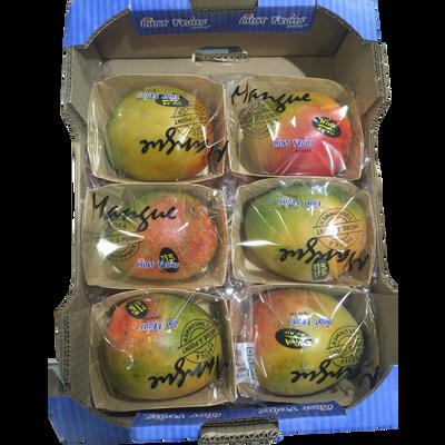Mangue, Israël, barquette 1 fruit